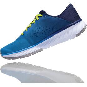Hoka One One Cavu 2 - Zapatillas running Hombre - verde/azul